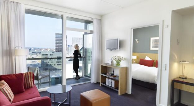 Hotel Adina Apartment Hotel Copenhagen Amerika Plads 7 2100 København Ø. Danmark Storkøbenhavn