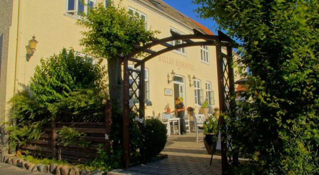 Hotel Ballen Bade Hotel Ballen Havn 8305 Samsø Danmark Østjylland