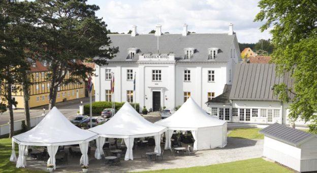 Hotel Bandholm Hotel Havnegade 37 4941 Bandholm Danmark Lolland