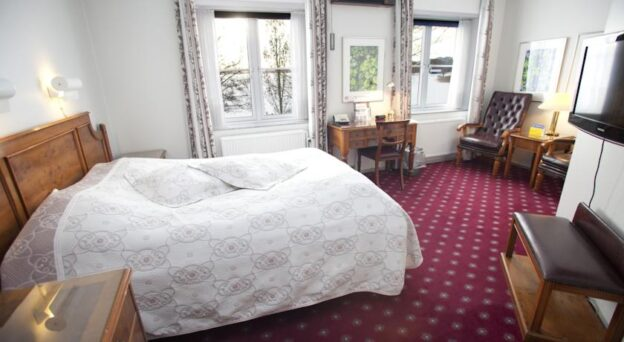 Hotel Best Western Golf Hotel Viborg Randersvej 2 8800 Viborg Danmark Østjylland