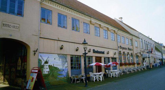Hotel Bogense Hotel Adelgade 56 5400 Bogense Danmark Fyn