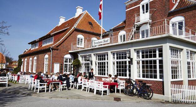 Hotel Brøndums Hotel Anchersvej 3 9990 Skagen Danmark Nordjylland