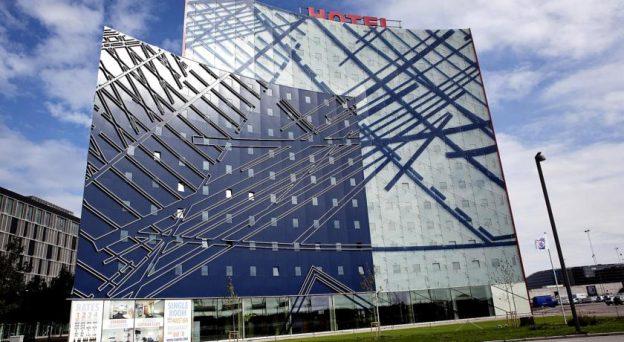 Hotel CABINN Metro Center Boulevard 5 2300 København S. Danmark Storkøbenhavn