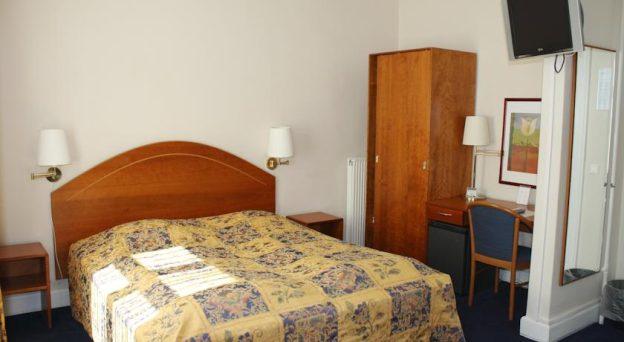 Hotel City Hotel Nebo Istedgade 6 1650 København V. Danmark København