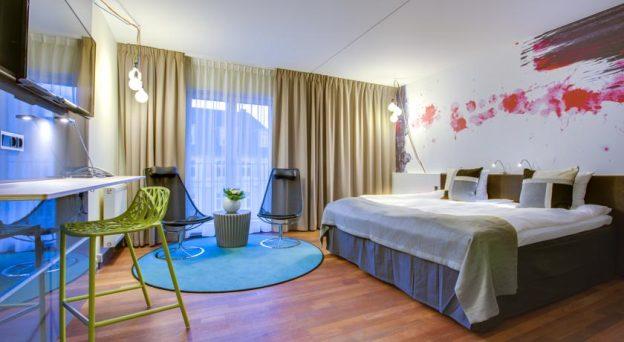 Hotel Comfort Hotel Vesterbro Vesterbrogade 23-29 1620 København V. Danmark København
