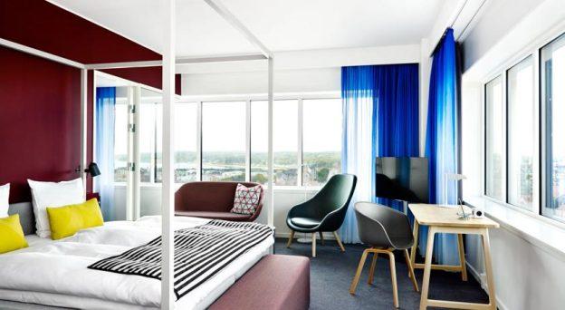 Hotel Comwell Aarhus Værkmestergade 2 8000 Århus C Danmark Østjylland