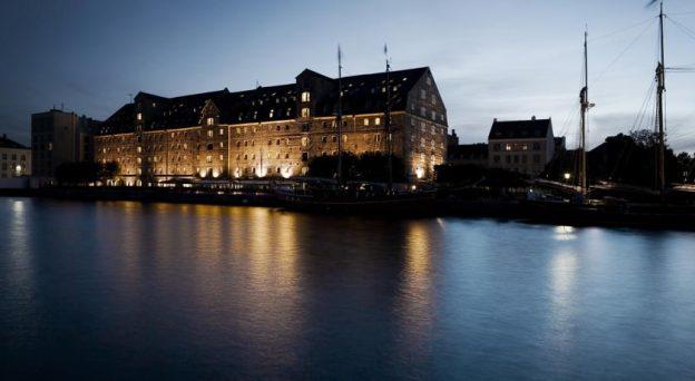 Hotel Copenhagen Admiral Hotel Toldbodgade 24-28 1253 København K. Danmark København