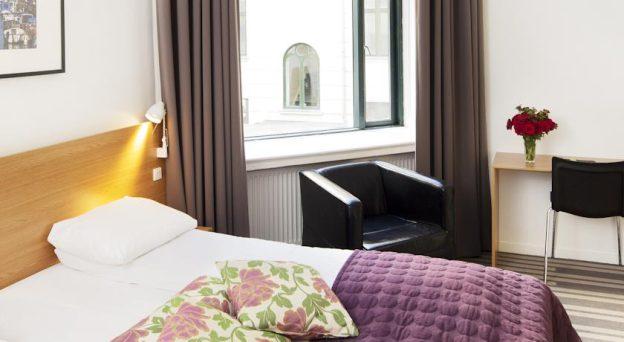 Hotel Copenhagen Crown Vesterbrogade 41 1620 København V. Danmark København