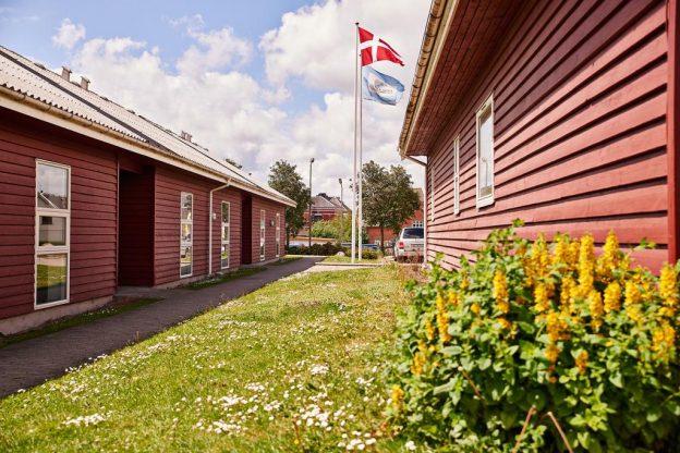 Hotel Faxe Vandrehjem Østervej 4 4640 Fakse Danmark Sydsjælland