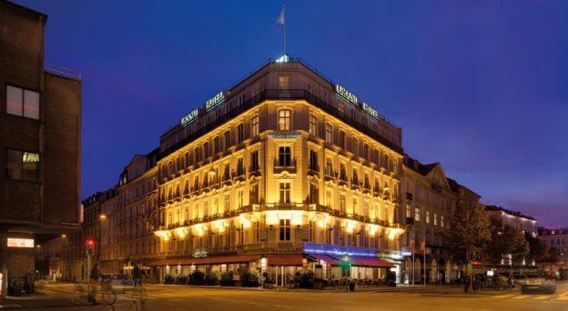 Hotel Grand Hotel Vesterbrogade 9 1620 København V. Danmark København