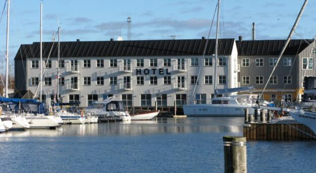 Hotel Havnehotellet Marselisborg Havnevej 20 8000 Århus C Danmark Østjylland