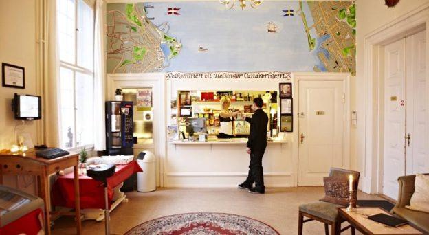 Hotel Helsingør Vandrerhjem Ndr. Strandvej 24 3000 Helsingør Danmark Nordsjælland