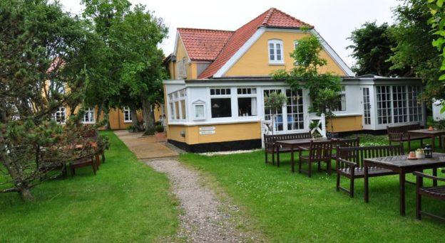 Hotel Hjorts Hotel og Kokholms Hotel Kandebakkevej 17 9990 Skagen Danmark Nordjylland