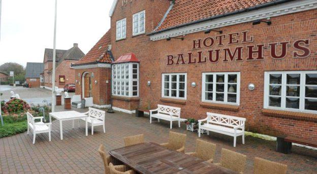 Hotel Hotel Ballumhus Byvej 66