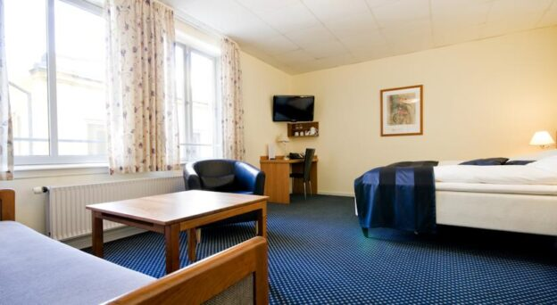 Hotel Hotel Chagall Vesterbro 36-38 9000 Ålborg Danmark Nordjylland
