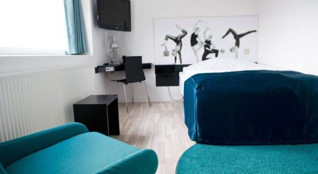 Hotel Hotel DGI Huset Kousgaards Plads 7400 Herning Danmark Midtjylland