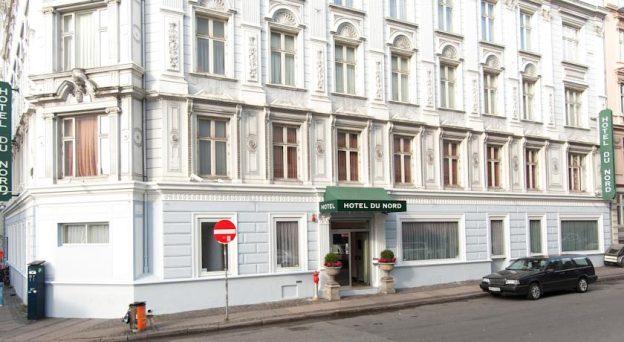 Hotel Hotel Du Nord Colbjørnsensgade 14 1652 København V. Danmark København