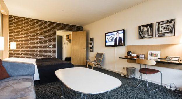 Hotel Hotel Fjordgården Vesterkær 28 6950 Ringkøbing Danmark Vestjylland