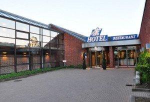 Hotel Hotel Frederik d II Idagårdsvej 3 4200 Slagelse Danmark Vestsjælland