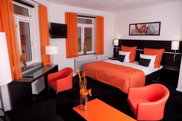 Hotel Hotel Harmonien Nybrogade 2 4900 Nakskov Danmark Lolland