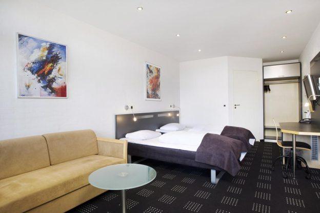 Hotel Hotel Hedegården Vald. Poulsensvej 4 7100 Vejle Danmark Midtjylland