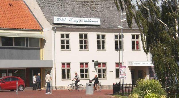 Hotel Hotel Kong Valdemar Algade 101 4760 Vordingborg Danmark Sydsjælland