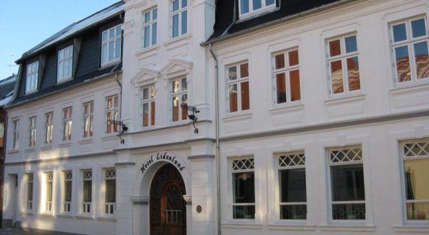 Hotel Hotel Lidenlund Vasen 11 7620 Lemvig Danmark Midtjylland