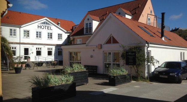 Hotel Hotel Marinella Strandvejen 94 9800 Hjørring Danmark Nordjylland