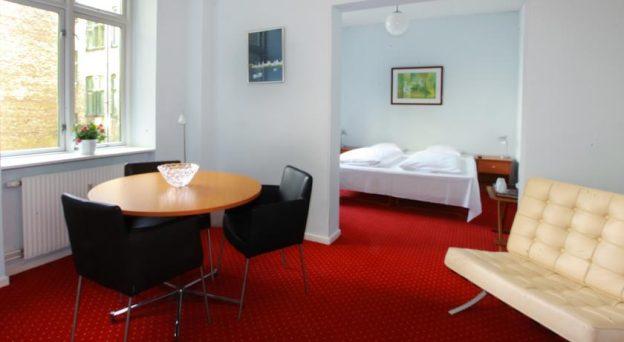 Hotel Hotel Nora Nørrebrogade 18B 2200 København N. Danmark Storkøbenhavn