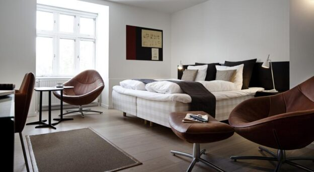 Hotel Hotel Oasia Kriegersvej 27 8000 Århus C Danmark Østjylland