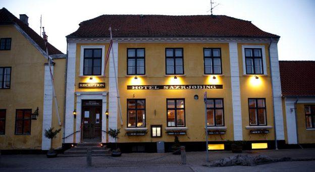 Hotel Hotel Saxkjøbing Torvet 9 4990 Sakskøbing Danmark Lolland