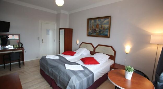 Hotel Hotel Skandia Bramstræde 1 3000 Helsingør Danmark Nordsjælland