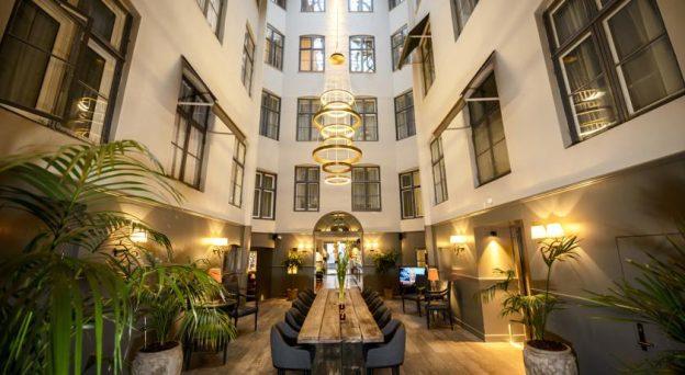Hotel Hotel Skt. Annæ Sankt Annæ Plads 18-20 1250 København K. Danmark København