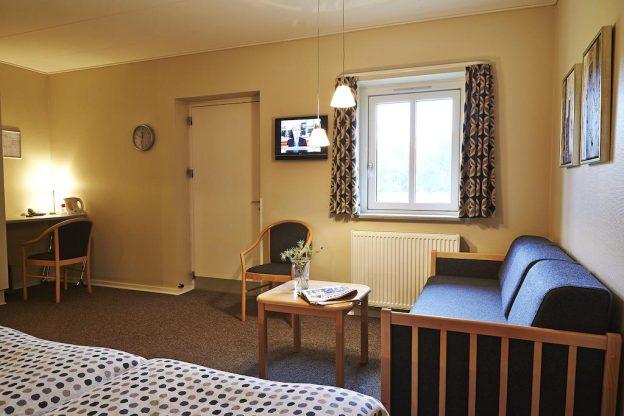 Hotel Hotel Svanen - Grindsted Hedemarken 22 7200 Grindsted Danmark Midtjylland