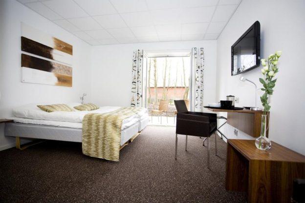 Hotel Hotel Thinggaard Jernbanegade 5 7760 Hurup Thy Danmark Midtjylland
