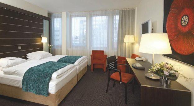 Hotel Imperial Hotel Vester Farimagsgade 9 1606 København V. Danmark København