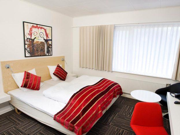 Hotel Kibæk Hotel Jernbanegade 18 6933 Kibæk Danmark Vestjylland