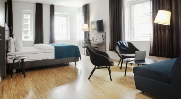 Hotel Scandic Aarhus City Østergade 10 8000 Århus C Danmark Østjylland