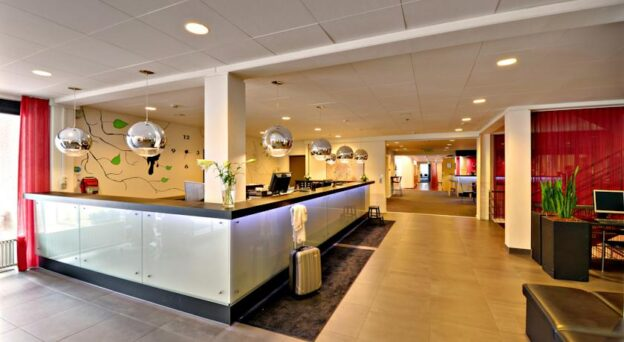 Hotel Scandic Hotel Odense Hvidkærvej 25 5250 Odense Danmark Fyn
