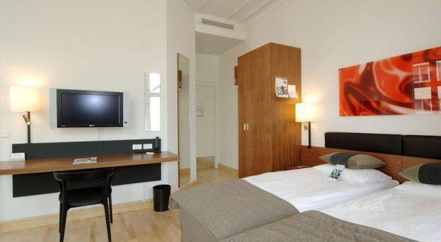 Hotel Scandic Hotel Webers Vesterbrogade 11B 1620 København V. Danmark København