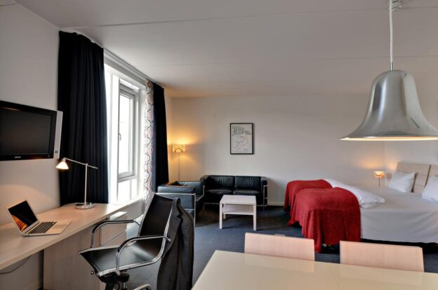 Hotel Scandic Jacob Gade Flegborg 8-10 7100 Vejle Danmark Midtjylland