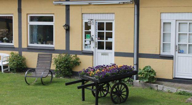 Hotel Slægtsgaarden Østergade 3 3770 Allinge Danmark Bornholm