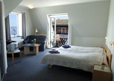 Hotel Strandhotellet Strandpromenaden 7 3770 Allinge Danmark Bornholm