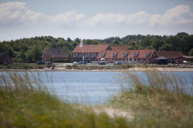 Hotel Tambohus Kro Tambohuse 7790 Thyholm Danmark Midtjylland
