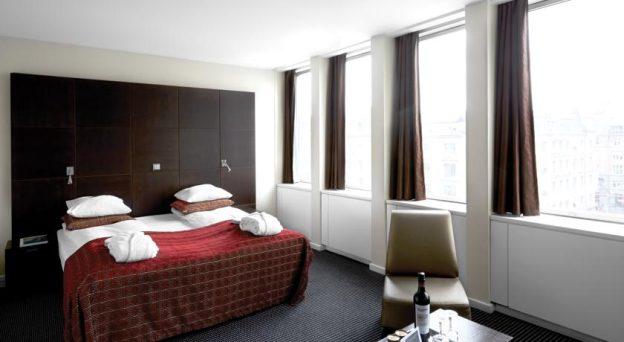Hotel The Square Rådhuspladsen 14 1550 København V. Danmark København