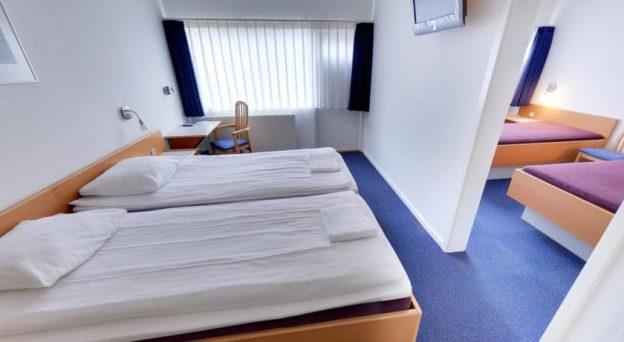 Hotel Turisthotellet Margrethevej 5 9900 Frederikshavn Danmark Nordjylland