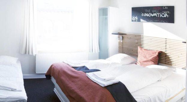 Hotel Ydes Hotel Hans Tausen Gade 11 5000 Odense Danmark Fyn