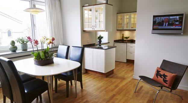 Hotel Ascot Apartments Studiestræde 61 1554 København V. Danmark København