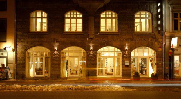 Hotel Bertrams Hotel Guldsmeden Vesterbrogade 107 1620 København V. Danmark København
