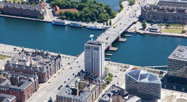 Hotel Copenhagen City Vandrerhjem H.C. Andersens Boulevard 50 1553 København K. Danmark København